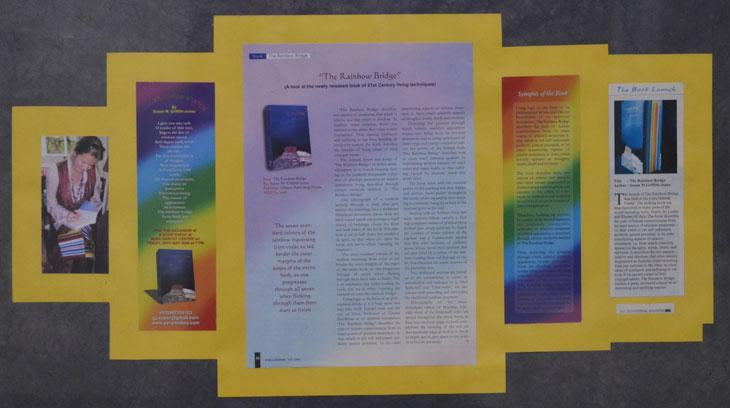 Launch of The Rainbow Bridge