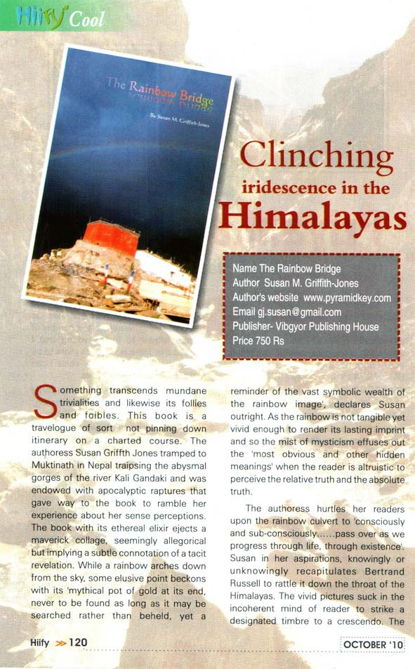 Clinching Iridescence In The Himalayas