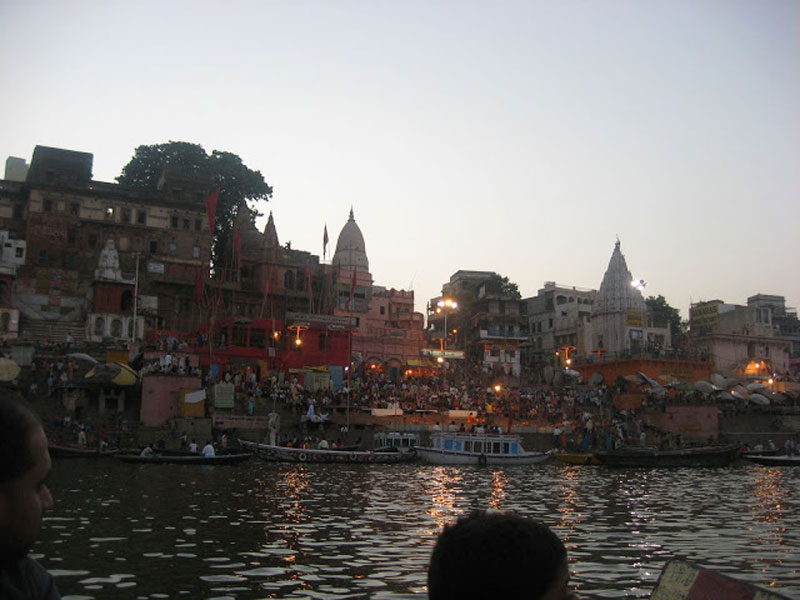 Defiling the Ganga