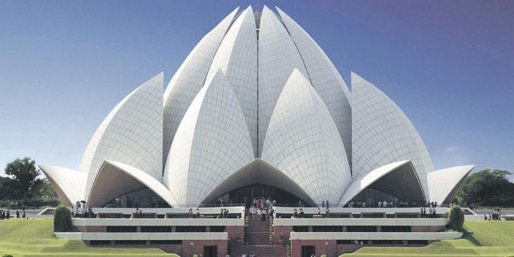Delhi's Lotus Temple