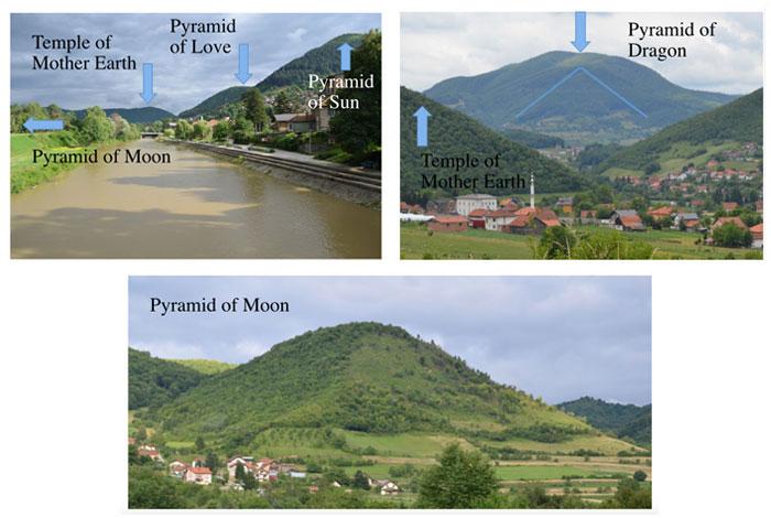 Visoko Valley of the Bosnian Pyramids